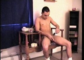 Blowing A Hung Straight Boy