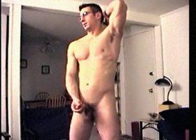 Stroking Straight Boy Gianni