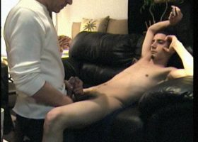 Jacking Off With Str8 Cory