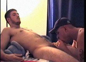 Servicing Straight Soldier CJ