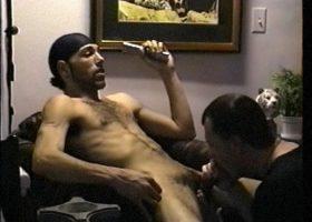 Str8 Enrique Fucks Man Face