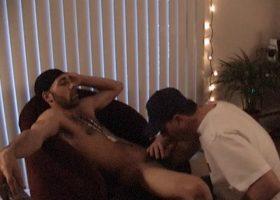 Sucking On Straight Boy Enrique