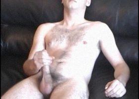 Str8 Boy Casey Stroking Cock