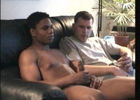 The Taste Of Straight Black Cock