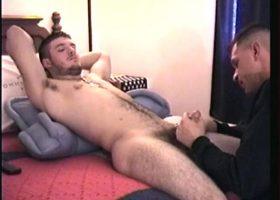 Sucking Off Straight Boy CJ