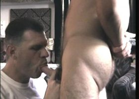 Making Straight Boy Paulie Cum