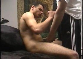 Straight Boy Dino Sucks Dick