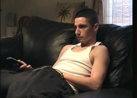 Blowjob For Straight Boy Cory