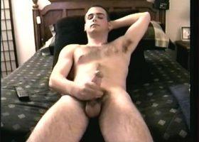 Straight Boy Casey Beating Off