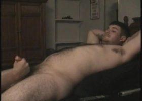 Vinnie Sucks Straight Boy Cock