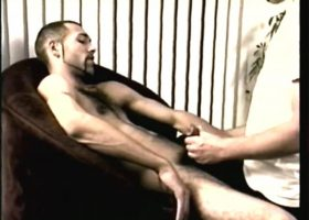 Straight Enrique Plays With Dick
