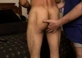 Ass Play With Straight Enrique