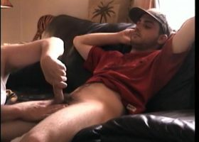 Straight Casey Wants a Blowjob