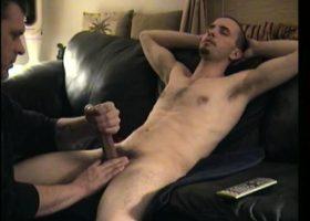 Straight Boy Jake Seduced