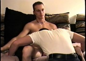 Stroking Straight Boy Jason