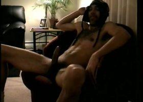 Straight Enrique Cums Twice