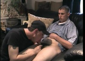 Sucking Off Straight Boy Marshall
