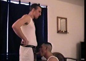 Sucking Off Straight Boy Davey