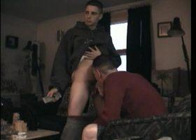 Horny Straight Boy Cory