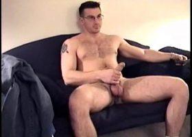 Straight Boy Gianni Stroking
