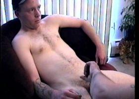Blowing Straight Boy Johnny