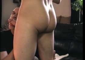 Licking Straight Cory Cock