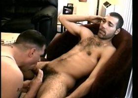 Straight Boy Enrique Tries Dick