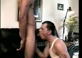 Straight Enrique Licked and Sucked