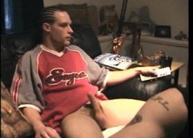 Straight Boy Buzz Sucks Dick