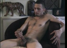 Straight Boy Jake Beating Off