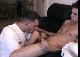 Sucking Off Straight Boy Tony