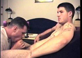 Servicing Straight Boy CJ