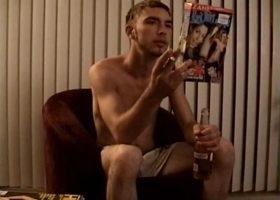 Sucking Off Straight Boy Toby