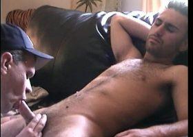 Making Straight Paulie Cum