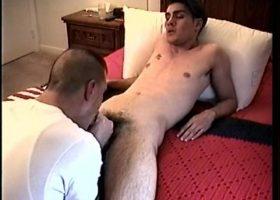Sucking Straight Boy Tony