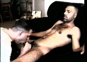 Straight Enrique Tugs On Vinnie
