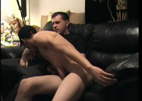 Dick in Straight Boy Mouth