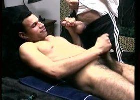 Straight Boy Dino Sucking Dick