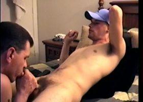 Straight Boy Buzz Gets Cock Sucked