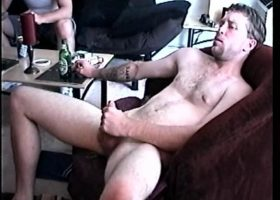 Fun With Straight Boy Johnny