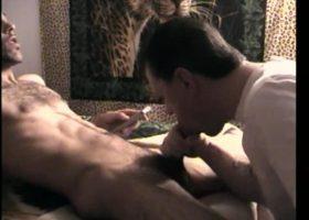 Sucking Off Straight Black Cock