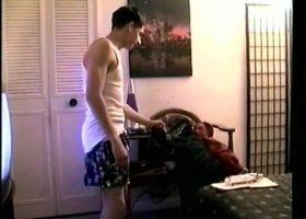 Straight Boy Cory Beats His Meat
