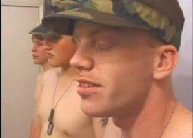 Straight Skater Boy Sucks Off 2 Sailors