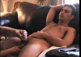 Straight Boy Paulie Gets Sucked Off