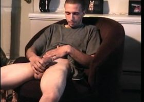 Straight Boy Jake Gets a Blowjob