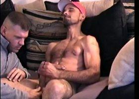 Blowing Puerto Rican Straight Boy