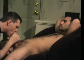 Blowing Straight Boy Paulie 3 Times