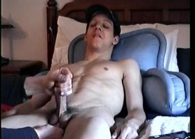 Blowing Straight Boy Billy