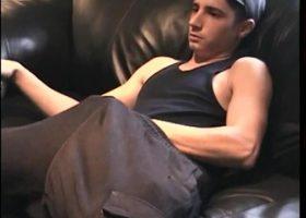 Deep Sucking Straight Boy Cory