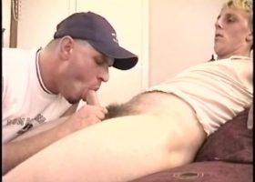 Vinnie Blows Straight Davey